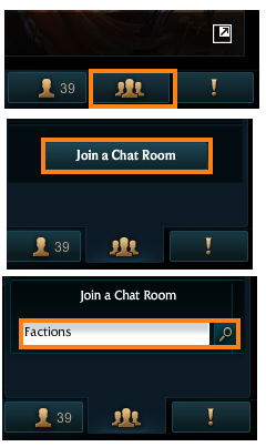How to join chat