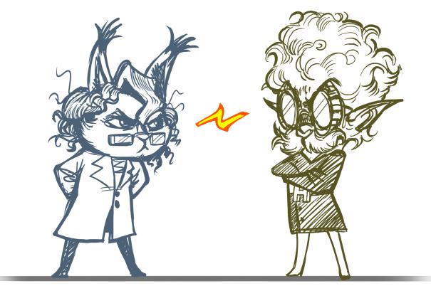 Colleague Quarrels