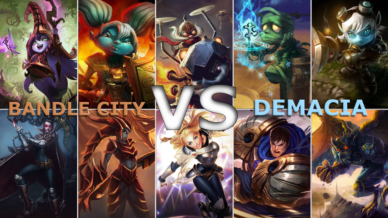 league of legends demacia champions list wwwpixshark