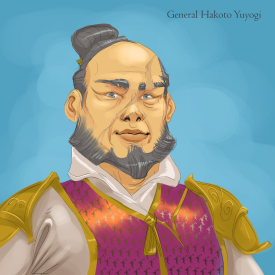 General Hakoto Yuyogi