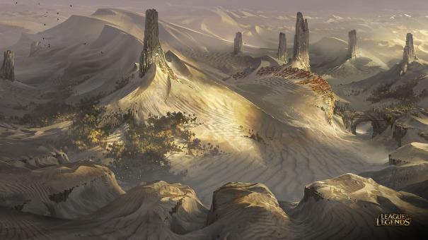 Shurima_landscape