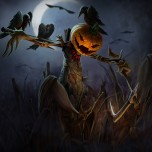 Pumkinhead Fiddlesticks