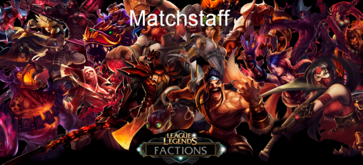 Matchstaff