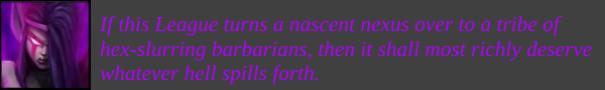 Ironspike Morgana