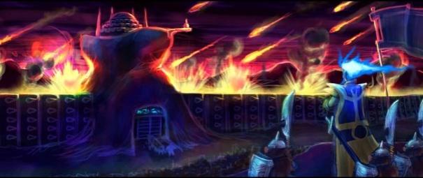 Mogron Pass rune Wars