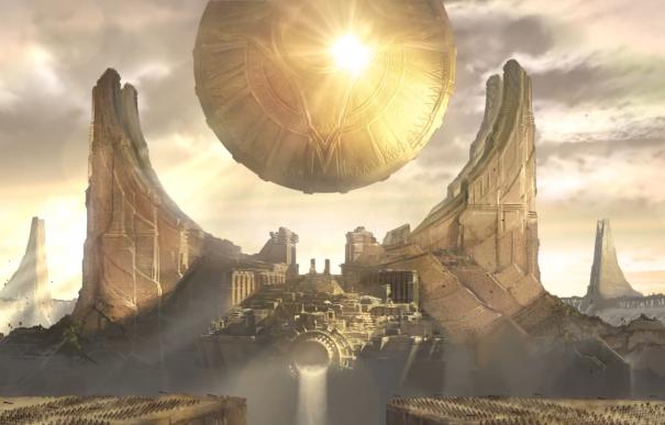 Shurima Sun Disc Risen-Zoom