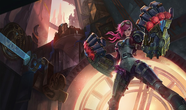 Vi Splash art