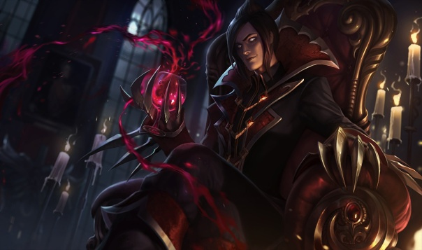 Vladimir Bish Splash Art