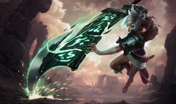 Riven Splash Art
